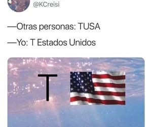 Estados Unidos, gracioso, and bandera image