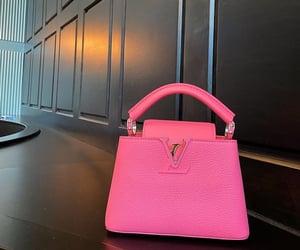 bag, LV, and parisian style image