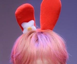 pink, the boyz, and bunny image