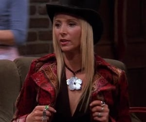 phoebe buffay at the one with rachel's dream