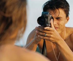 beach, boy, and boys image