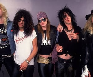 80s, 90s, and duff mckagan image