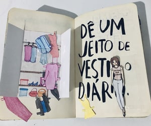journal, destrua este diario, and craft image