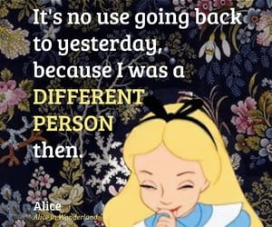 alice in wonderland, animated, and classic image