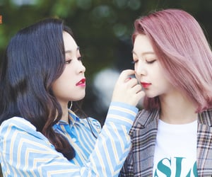 dreamcatcher, dami, and gahyeon image