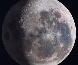 moon and photography image