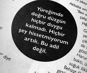 wallpaper, söz, and yazı image