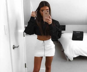 aesthetic, chicas, and moda image
