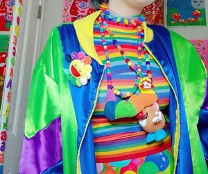 colorful, happy, and kawaii image