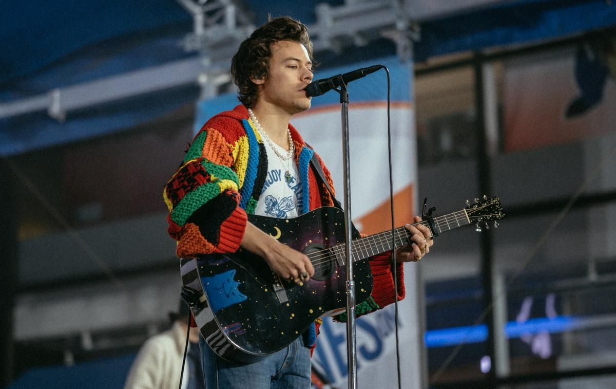Harry Styles, fine line, and harry image