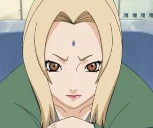 anime, tsunade, and naruto image
