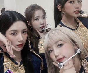 girl group, izone, and eunbi image