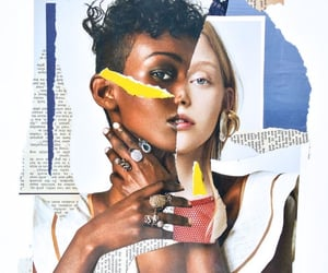art, article, and beleza image