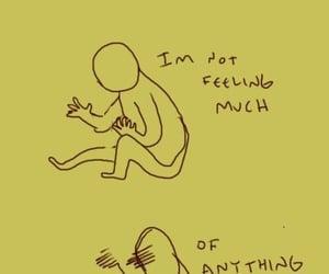 empty, quotes, and sad image