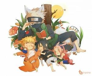 fanart, sakura, and naruto image