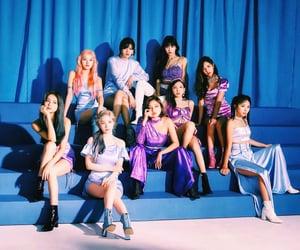 girls, k-pop, and twice image