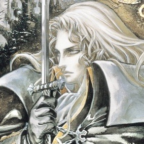aesthetic, castlevania, and icon image
