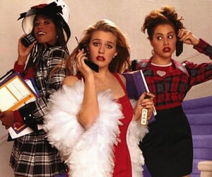 Clueless and 90s image