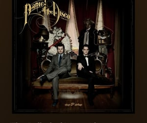 panic! at the disco, playlist, and spotify image
