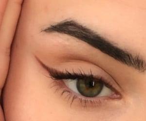 aesthetic, grunge, and eyeliner image