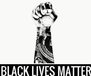 blm, black lives matter, and westandwithyou image