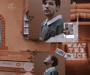 celebrities, louis, and wallpapers image