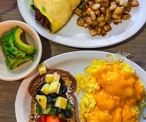 breakfast, food porn, and 🇵🇷 image
