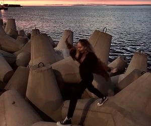 converse, free, and sea image