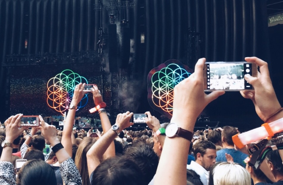 aesthetic, article, and music festival image