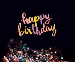happy birthday, gif, and birthday wishes image