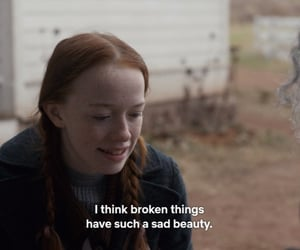 quote, sad, and beauty image