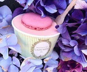 dessert, enjoy, and ice cream image
