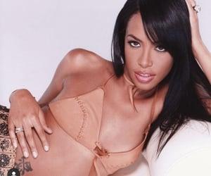 aaliyah, legendary, and music image