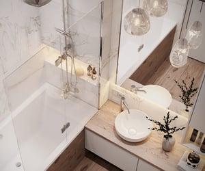 bathroom, home, and interior design image