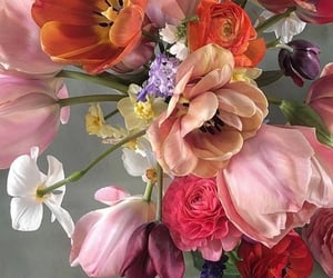 decoration, pretty, and flowers image