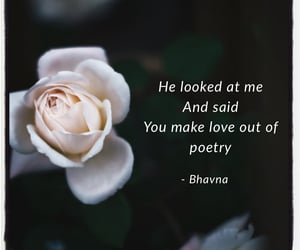 her, poetry, and love image