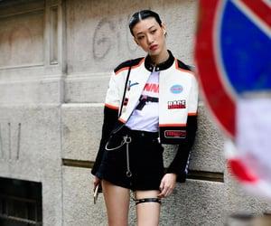 fashion, street fashion, and street style image