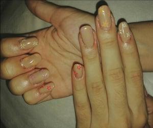 nail art, acrylic nails, and nail design image