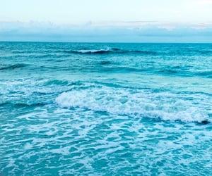 aesthetic, aqua, and beach image