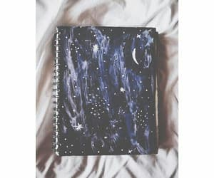 draw, journal, and sky image