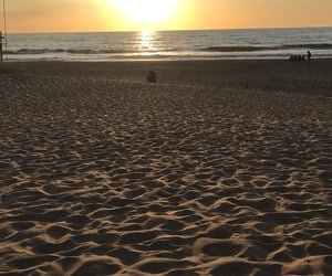 beach, inspo, and amanecer image