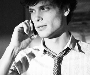 criminal minds, matthew gray gubler, and sexy image