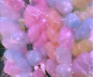 sweet, aesthetic, and cotton candy image