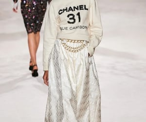 chanel, défilé, and look image