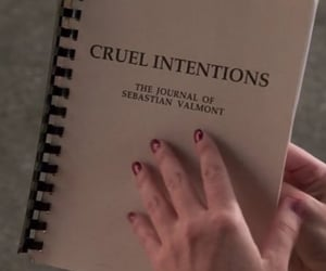 2000s, captions, and cruel intentions image