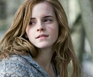 cast, hermione granger, and emma watson image