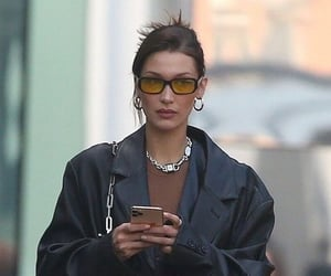 fashion, bella hadid, and model image