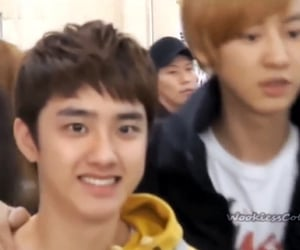 exo, chansoo, and d.o. image