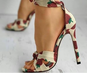 fashion, styles, and high heels image