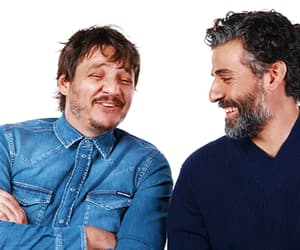 actor, pedro pascal, and bromance image